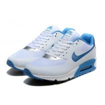 nike air max 90 bleu et blanc